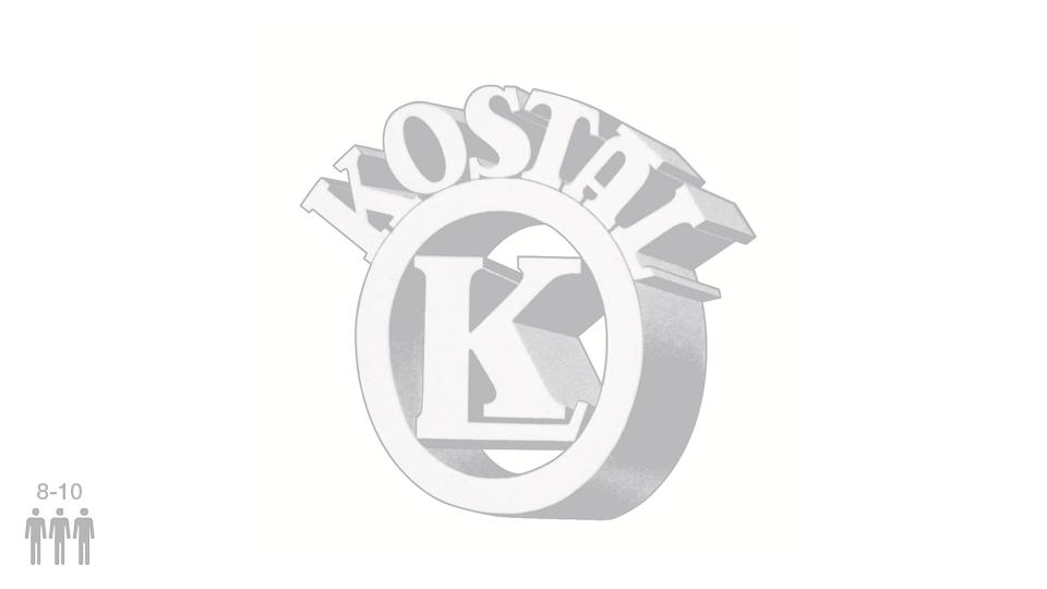 1912 KOSTAL Logo