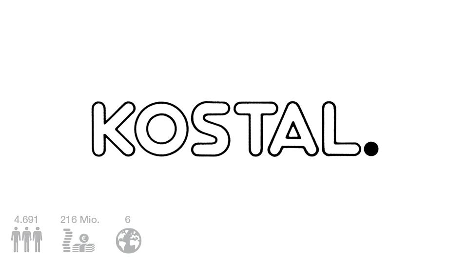 1982 KOSTAL Logo
