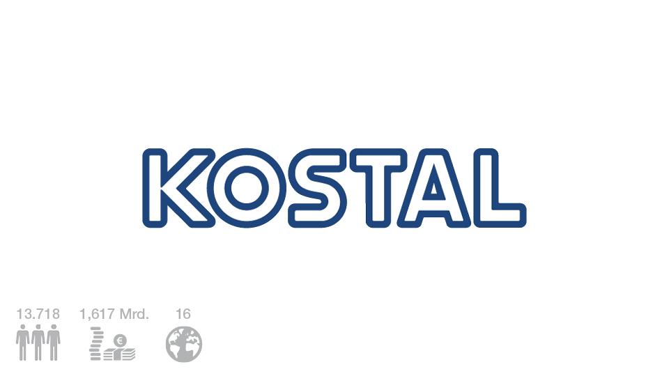 2012 KOSTAL Logo